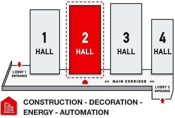 CONSTUCTION-DECORATION Construction • Decoration • Energy • Automation