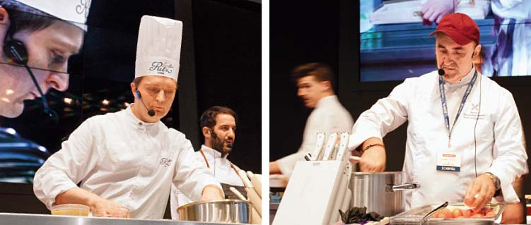 chef Gastronomy Summit News