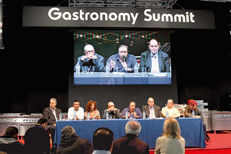 panel Gastronomy Summit News