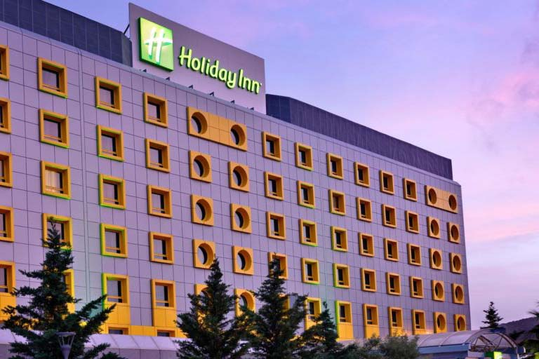 holiday-inn Partner hotels
